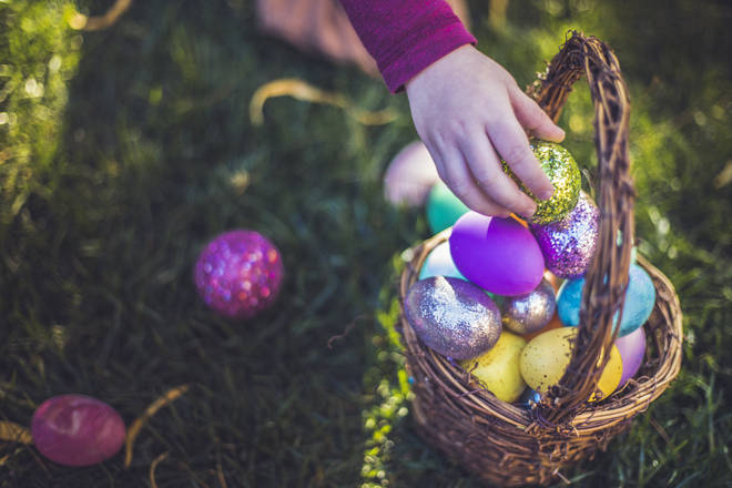 Make the Easter egg hunt a treasure trail with this adorable clues for kids