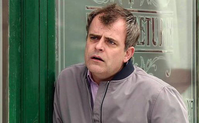 The actor has played Steve McDonald since 1989.