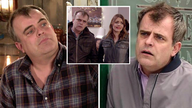 Corrie star Simon Gregson has revealed he has coronavirus.