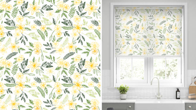 Online retailer 247 Blinds has hidden an Easter treat in this design.