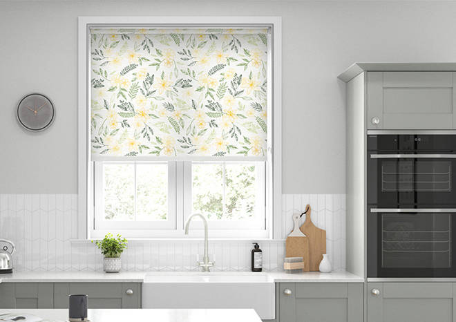 This new spring blind design doubles up as a brainteaser.