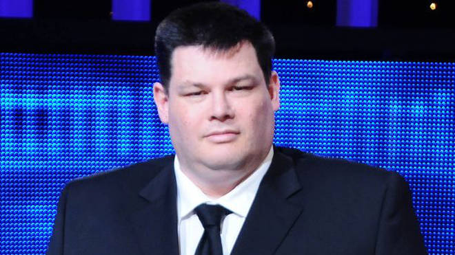 Mark Labbett is known for being one of the Chasers