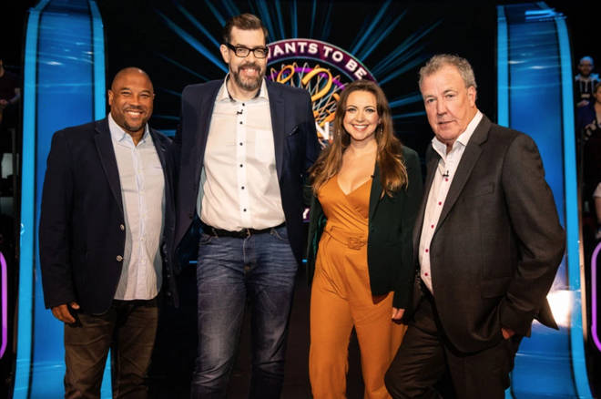 Who Wants To Be A Millionaire? returned this weekend