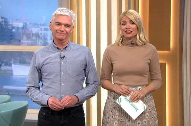Holly and Phil are missing from our screens today