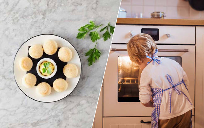 You can make your own identical dough balls at home