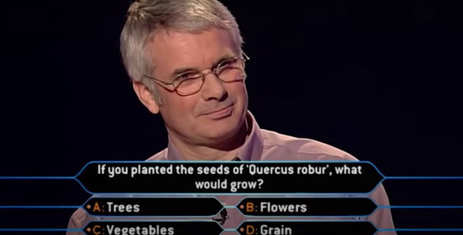 David Edwards won Who Wants to be a Millionaire
