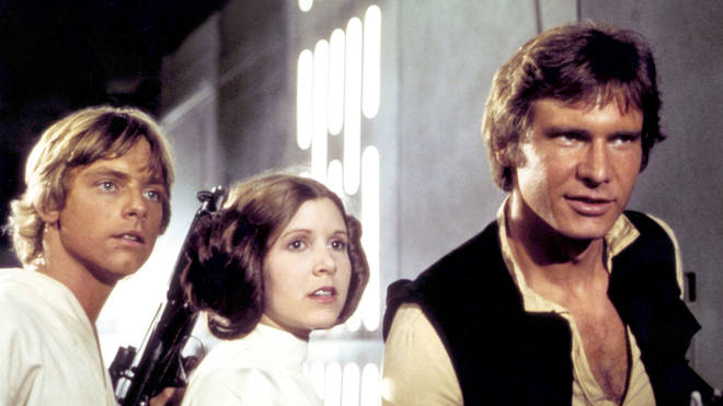 With lockdown still in place, people are reliving the Star Wars films