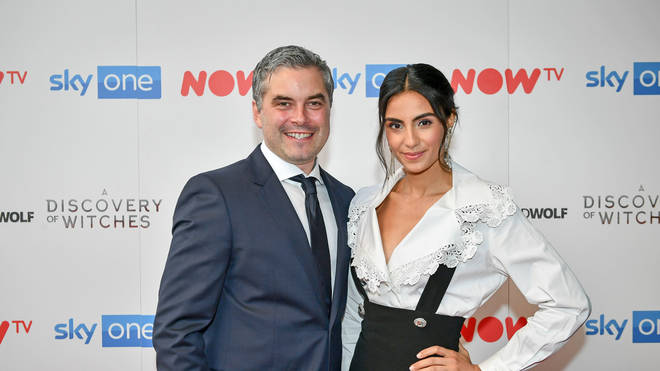Trystan Gravelle and Aiysha Hart
