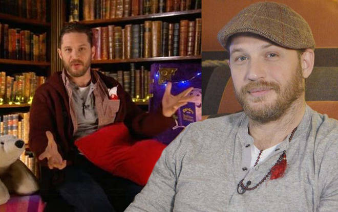 Tom Hardy will be presenting another week of shows