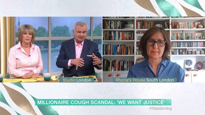 Charles Ingram's lawyer spoke out on This Morning today