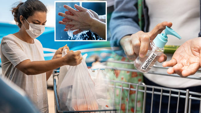 Here's how you should carry out your supermarket shopping amid the coronavirus pandemic