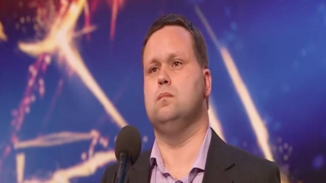 Paul Potts was the winner of the first series of Britain's Got Talent back in 2007