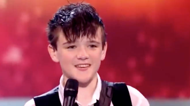 George Sampson impressed the UK with his dance moves and won the show in 2008