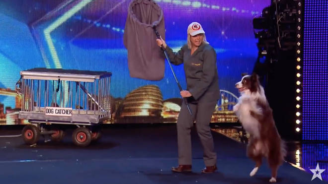 Jules O'Dwyer & Matisse became the second dog act to win Britain's Got Talent during series eight