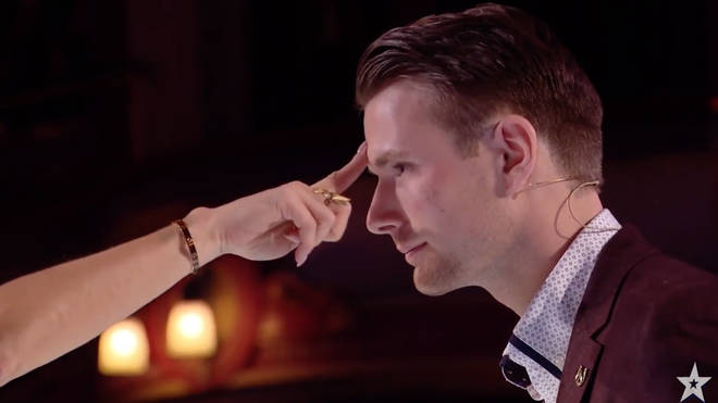 Magician Richard Jones left the judges astounded and ended up winning the show in 2016