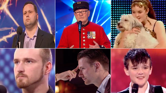 Here are all the Britain's Got Talent winner from season 1 to 13