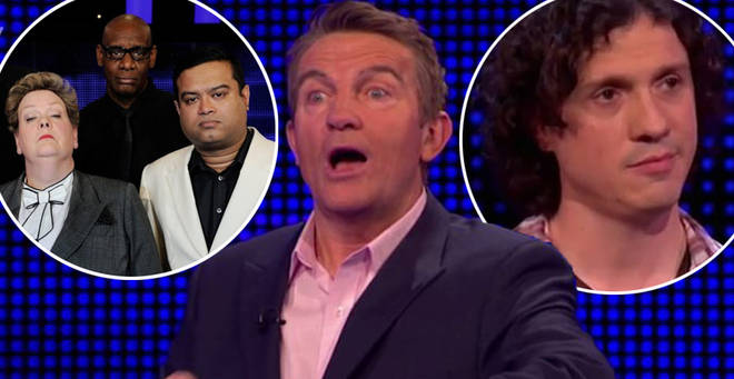 The Chase has hired a new Chaser