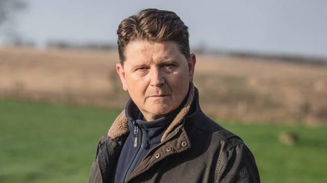 Reece Dinsdale has joined Emmerdale as Vinny's dad Paul