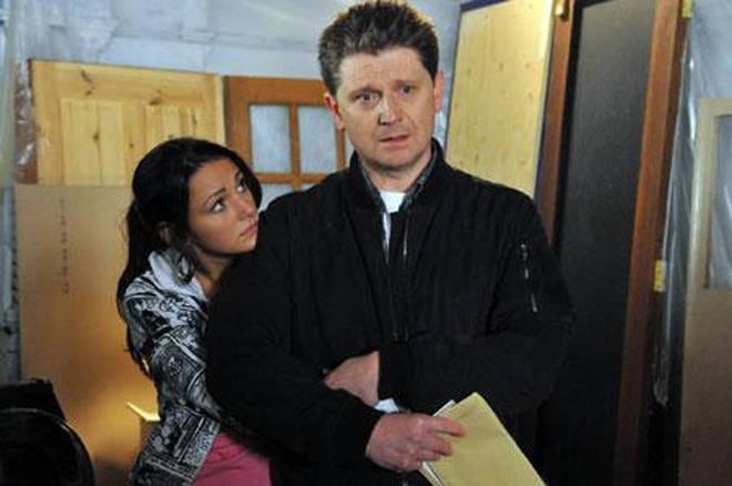 Reece Dinsdale was Joe McIntyre in Coronation Street