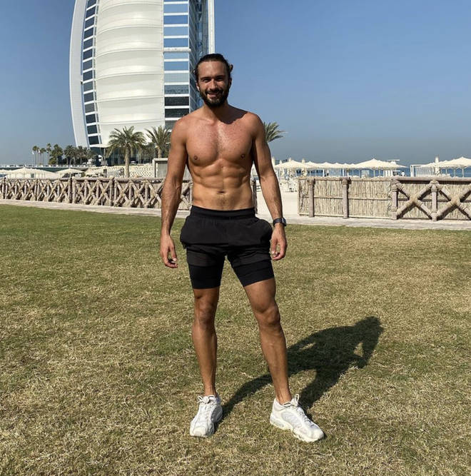Joe Wicks has become a superstar during quarantine thanks to his home workouts