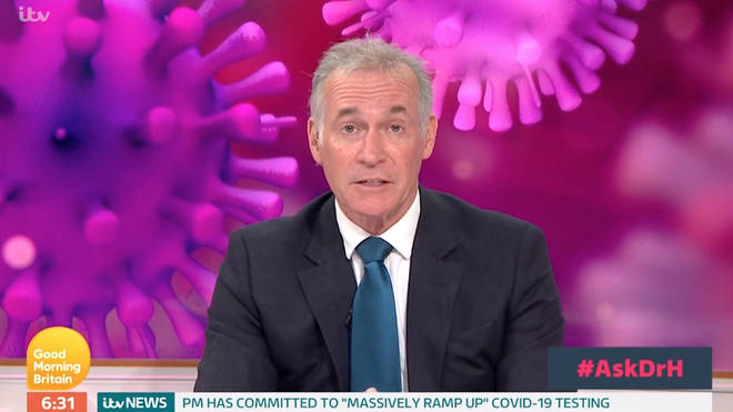 Dr Hilary told Good Morning Britain viewers to avoid napping in the day during lockdown
