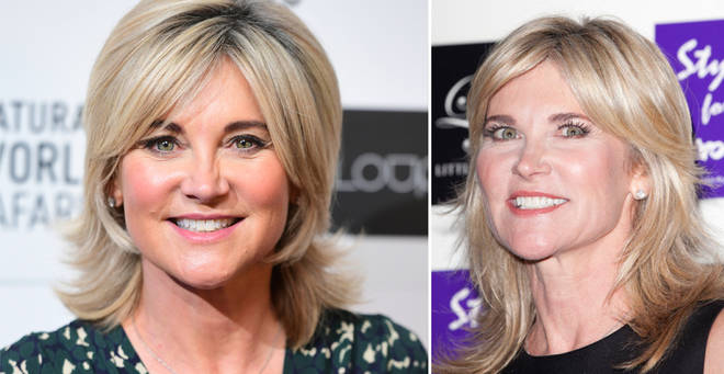 Your need-to-know on TV presenter Anthea Turner