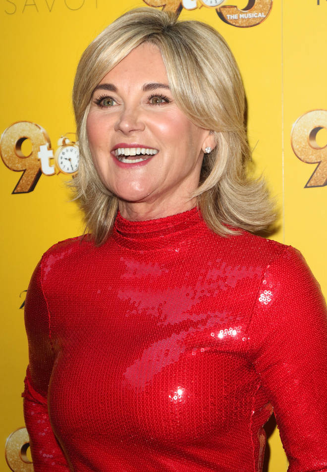 Anthea Turner has presented Top Of The Pops and Blue Peter