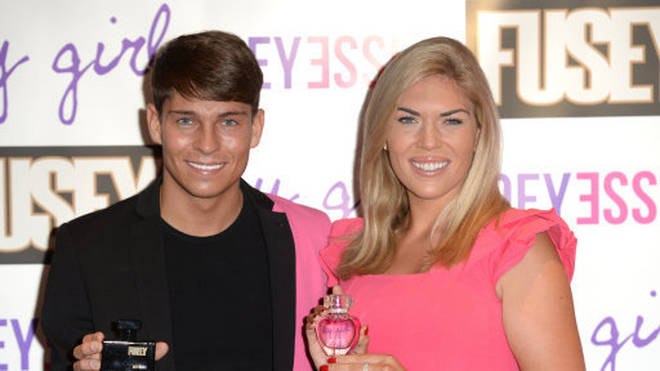 Joey Essex and his sister, Frankie, were told their mum had died from a fall to begin with