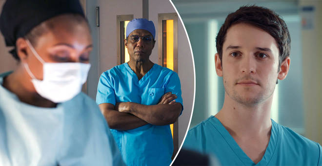Holby City has been postponed for the forseeable