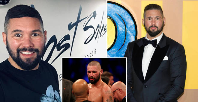 Everything you need to know about Tony Bellew