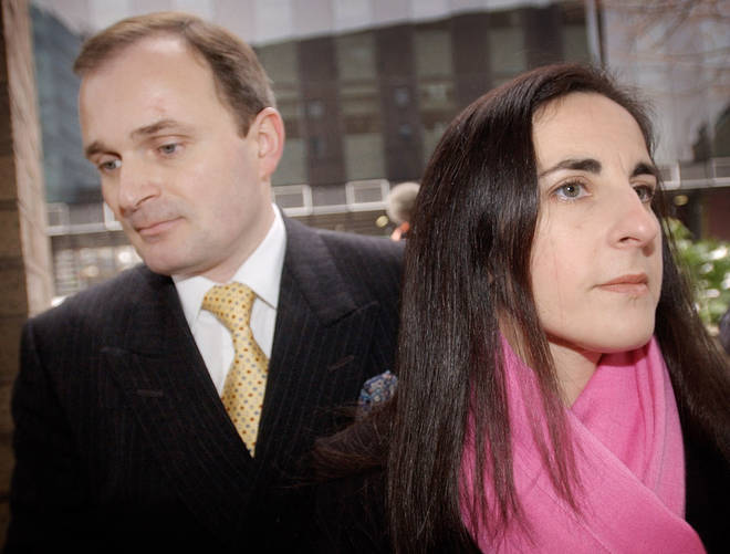 The Ingrams allegedly cheated their way to £1m