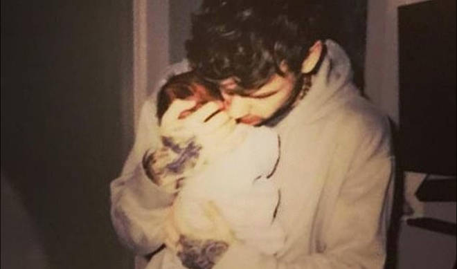 Cheryl shares Bear with her ex Liam Payne