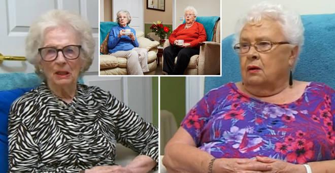Who are Mary and Marina from Gogglebox?