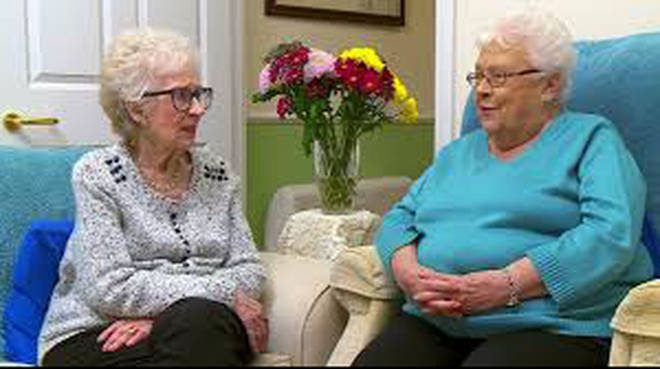 Mary and Marina have not been seen on Gogglebox