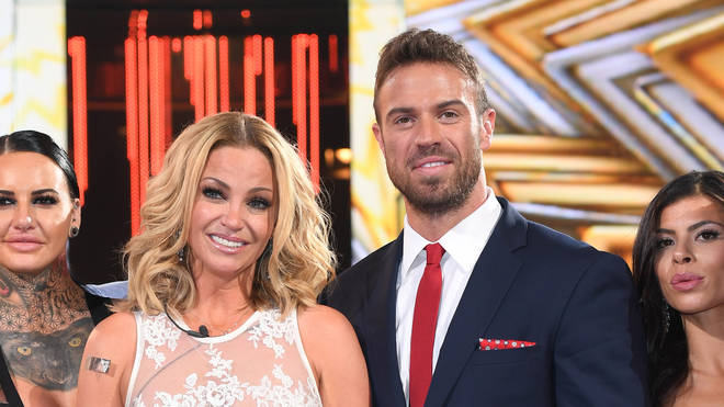 Sarah and Chad met filming Celebrity Big Brother.