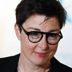 Sue Perkins hosted GBBO on the BBC.