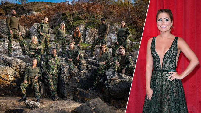 Nikki Sanderson is a contestant on SAS: Who Dares Wins