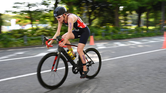 Lauren is a paratriathlete and swimmer