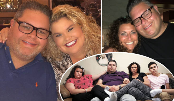 The Gogglebox star was left struggling to breathe.