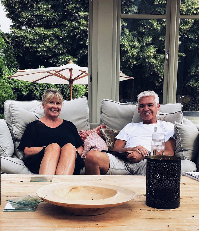 Phillip Schofield is said to have moved out for good and is currently commuting to the This Morning studios from his place in London