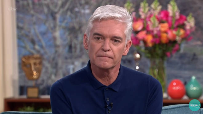 Phillip Schofield revealed the truth about his sexuality back in February this year