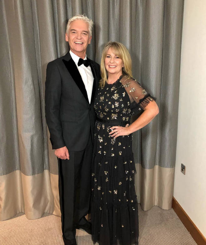 Phillip Schofield has been married to Steph for 27 years