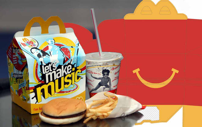 You can make a perfect Happy Meal from home