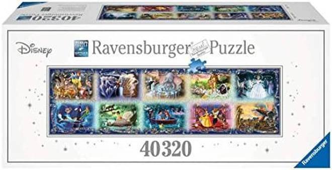 The Ravenburger Puzzle costs £295