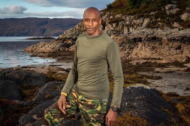 John Fashanu is a contestant on SAS: Who Dares Wins