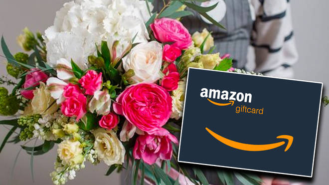 You could win a gorgeous bouquet from Zing Flowers and Amazon voucher