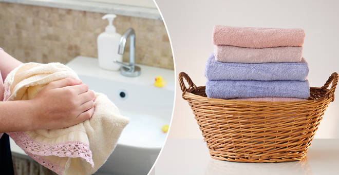 An expert has revealed how often you should be washing your towels