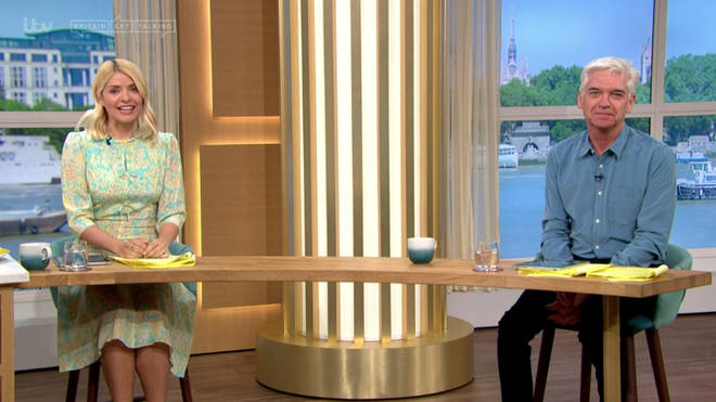 Alice Beer explained to Holly Willoughby and Phillip Schofield that while it is tempting, now is not the time to be doing renovations