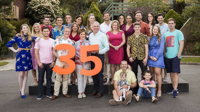 Neighbours actors will be back on set this week