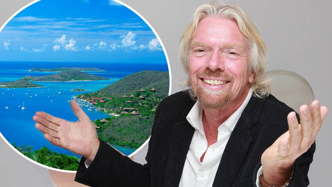 Everything you need to know about Richard Branson's private island Necker Island